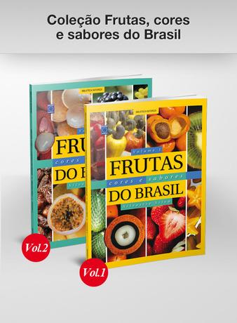 Coleção Frutas, Cores e Sabores do Brasil