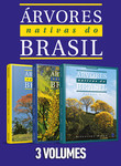 Coleção Árvores Nativas do Brasil - 3 Volumes