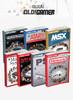 Coleção Dossiê OLD!Gamer: 7 volumes