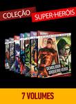 Coleção Super-Heróis - 7 volumes