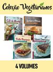 Coleção Vegetarianos - 4 volumes