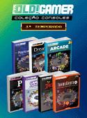 Coleção Dossiê Old!Gamer – Terceira Temporada (7 livros)