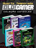 Coleção Consoles OLD!Gamer - Quarta Temporada (6 Volumes)