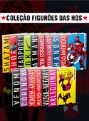Coleção Figurões das HQs - 15 Volumes