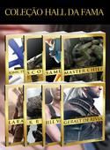 Coleção Hall da Fama Personagens - 8 Volumes