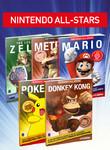 Coleção Nintendo All-Stars - 5 Volumes