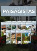 Coleção Grandes Paisagistas Brasileiro - 10 Volumes