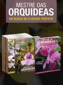 Mestre das Orquídeas - Volume 1 ao 12