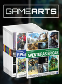 Boozine GameARTs - Volume 1 ao 12