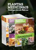 Bookzine Plantas Medicinais - Volume 1 ao 12
