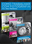 Coleção Como Trabalhar Com Fotografia - 3 Volumes