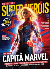 Super-Heróis Edição 107