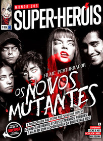 Super-Heróis Edição 119