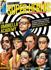 Super-Heróis Edição 123