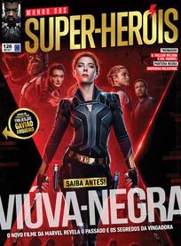 Super-Heróis Edição 126