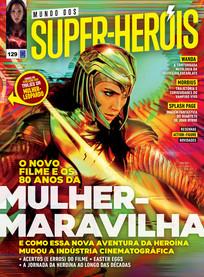 Super-Heróis Edição 129