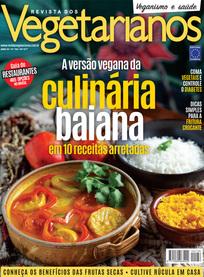 Vegetarianos Edição 156