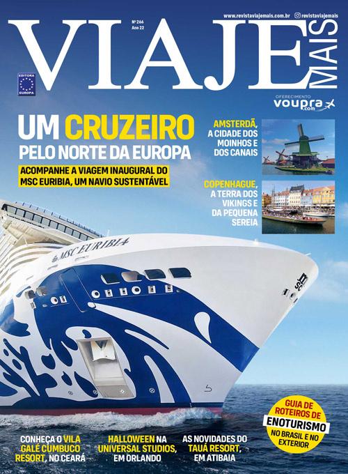 Revista Viaje Mais